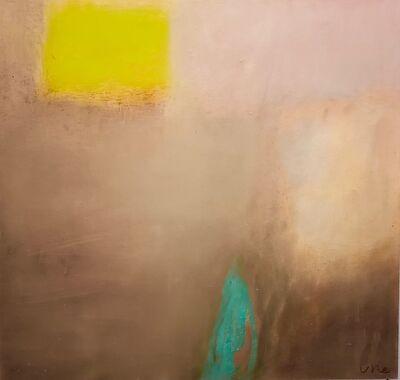 Ulla Neigenfind, 'Enigma: Grey Green, Turquoise', 2015
