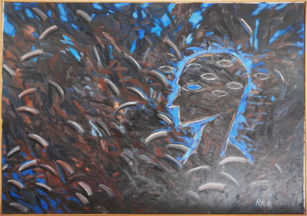 Reiner Karge, 'Untitled', 1985