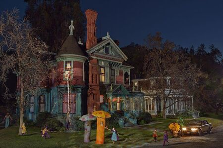 Ryan Schude, 'Halloween...', 2014