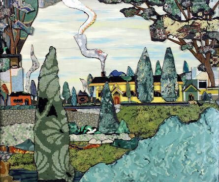 Bill Miller, 'The Court Yard ', 2017