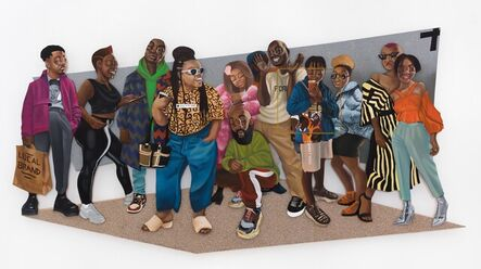 Dada Khanyisa, 'Squad Goals (internet friends are not your real friends)', 2018