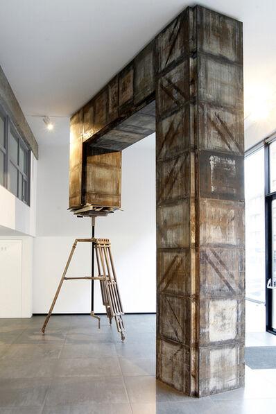 Jonas Wijtenburg, 'Reconstruction ruins #4', 2013