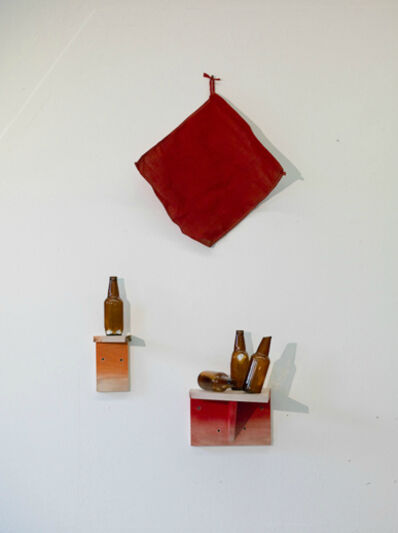 Elias Hansen, 'A handful of nothing', 2013