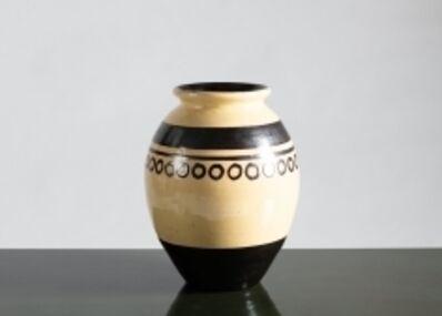 Primavera, 'Art Deco Vase', France-circa 1930