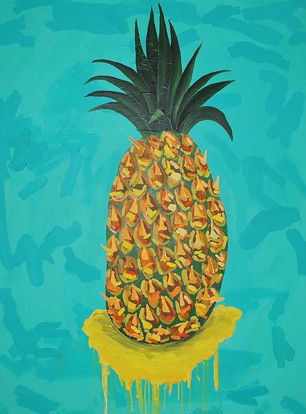 Radamés 'Juni' Figueroa, 'La dulce piña', 2014