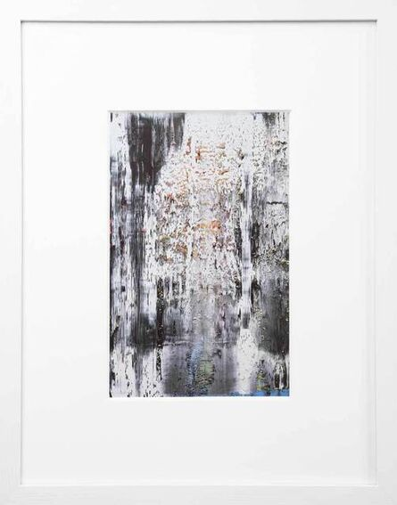 Gerhard Richter, 'Januar / January 1 (699-1)', 1989