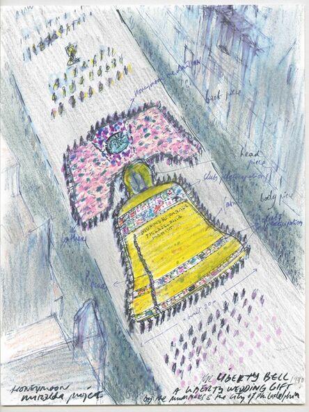 Antoni Miralda, 'Liberty Bell', 1990