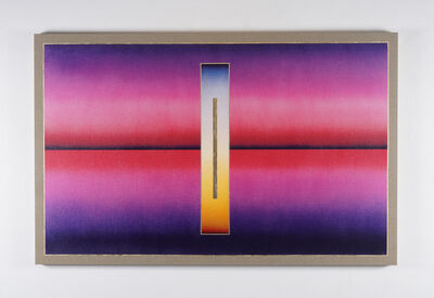 Casper Brindle, 'Portal-Glyph III', 2021