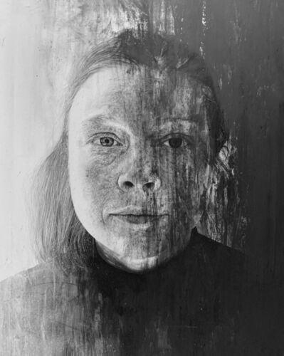 Alexander Chappell, 'Portrait of Margot Going Home', 2020