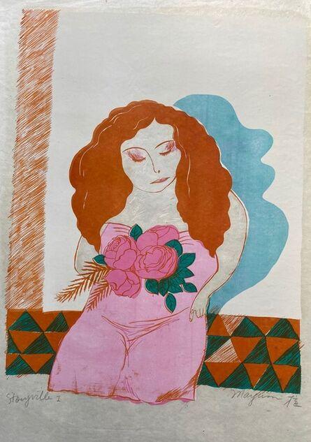 Mayumi Oda, 'Storyville I', 1974
