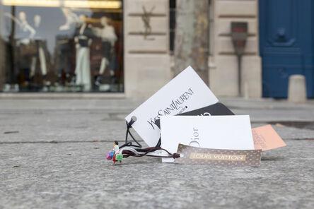 Slinkachu, 'Branded', 2012
