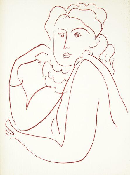 Henri Matisse, 'Florilège des Amours', Paris: Albert Skira-1948.