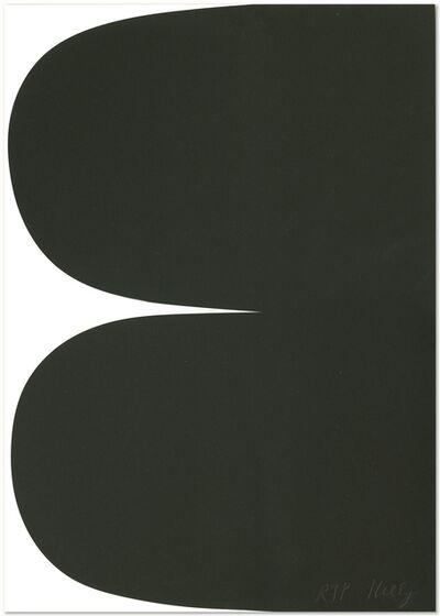 Ellsworth Kelly, 'Untitled (for Obama)', 2012