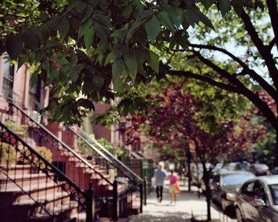 Dawoud Bey, 'Harlem Redux: Couple Walking', 2014