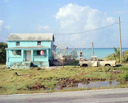 Maria Passarotti, 'Satellite Dishes, Cat Island', 2007
