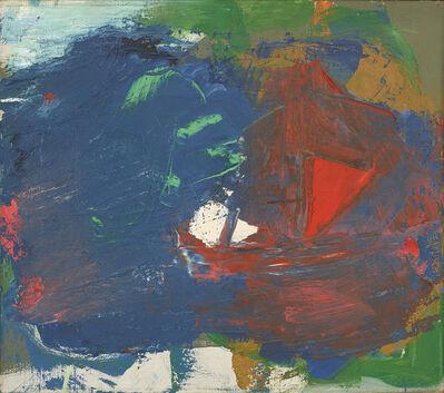 Yvonne Thomas, 'Red Dice', 1959