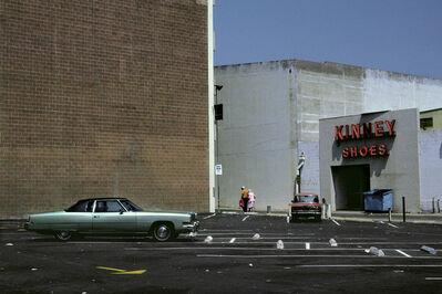 Harry Gruyaert, 'Parking lot, Los Angeles, USA', 1982