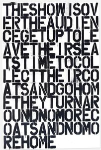 Felix Gonzalez-Torres, 'Untitled', 1993