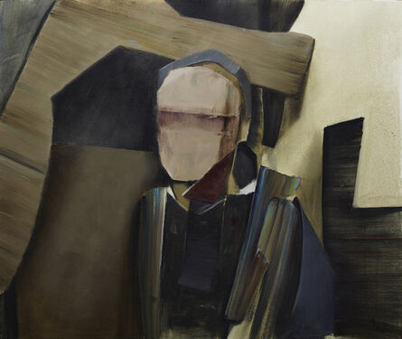 Kupcsik Adrián, 'Hans-Ulrich the Curator', 2014
