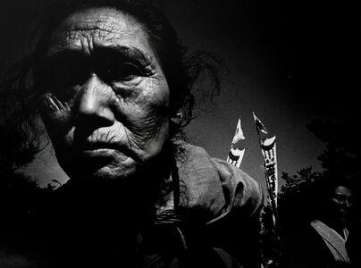 """Masatoshi Naito, 'From """"Ba-ba Bakuhatsu!"""" Koubou-ji, Nishi-no-Kouyasan, Aomori, 1969', 1969"""