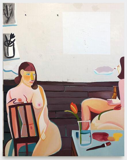 Danielle Orchard, 'Studio Visit', 2018