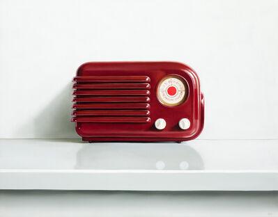 Christopher Stott, 'Stromberg-Carlson Radio', 2018