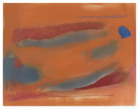 Esteban Vicente, 'Light', 1991