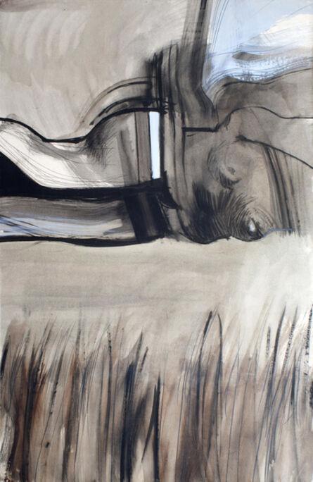 Luis Caballero, 'Sin título (Tornasol Mujer)', 1966