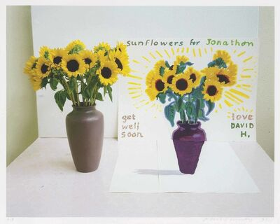David Hockney, 'Photography is dead long live Painting', 1995