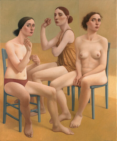Alan Feltus, 'Inner Voices II', 2007