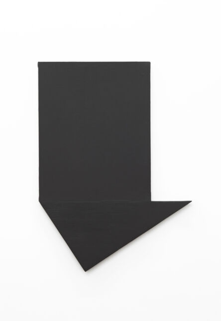 Eduardo Costa, 'Positions of a Triangle in Relation to a Rectangle II', 2014