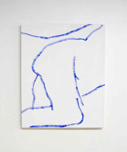 Jillian Kay Ross, '2 Red Flags- 1', 2015