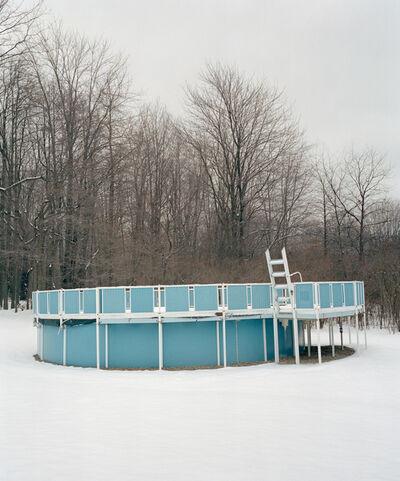 Lisa M. Robinson, 'Winter Pool', 2003