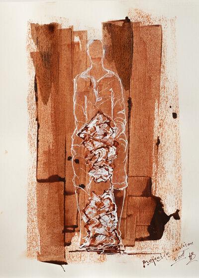 Hanneke Beaumont, 'Drawing 187', 2018