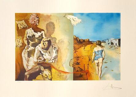 Salvador Dalí, 'Double Face', 1982