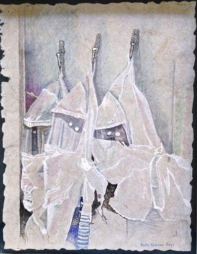 Kathy Robinson-Hays, 'Hoods #1', 2007-2014