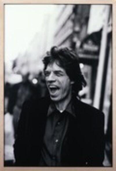 Peter Lindbergh, 'MICK JAGGER, ROLLING STONE MAGAZINE, LONDON', 1995