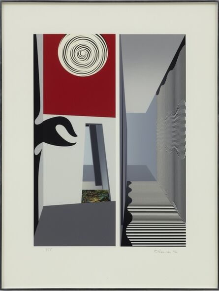 Richard Hamilton, 'TiT', 2002