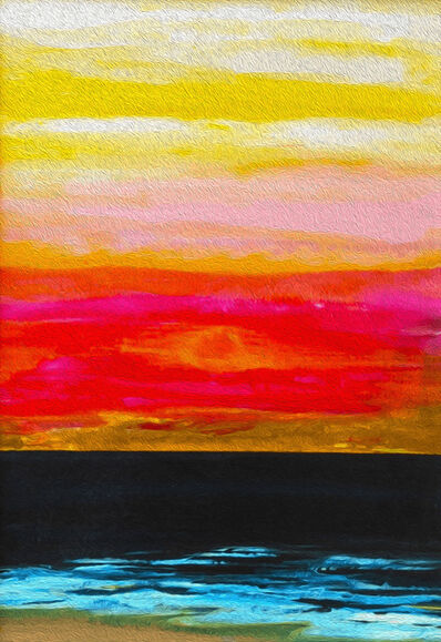 Mayra Navarro Art, 'GOLDEN HOUR', 2021