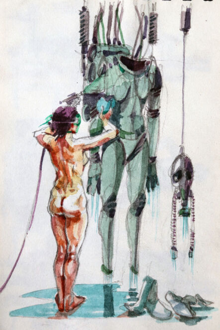 Duvier del Dago, 'Untitled', 2020