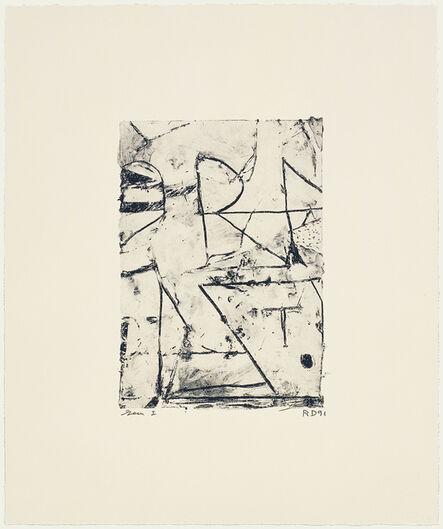 Richard Diebenkorn, 'Untitled', 1991