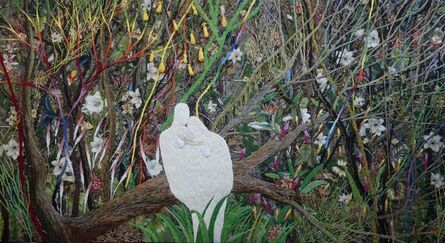 Raffy T. Napay, 'Sacred', 2014