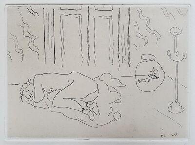 Henri Matisse, 'Interior with Sleeping Figure (Figure endormie dans un intérieur)', 1929