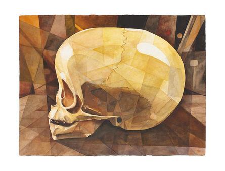 Walter Oltmann, 'Child Skull VI', 2015