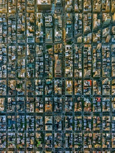 Jeffrey Milstein, 'NYC 34th Street and Empire State Building - NY Aerials ', 2016