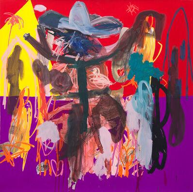 Jannis Varelas, 'The rider', 2018