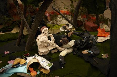 Kupcsik Adrián, 'Deconstructed Breakfast', 2014