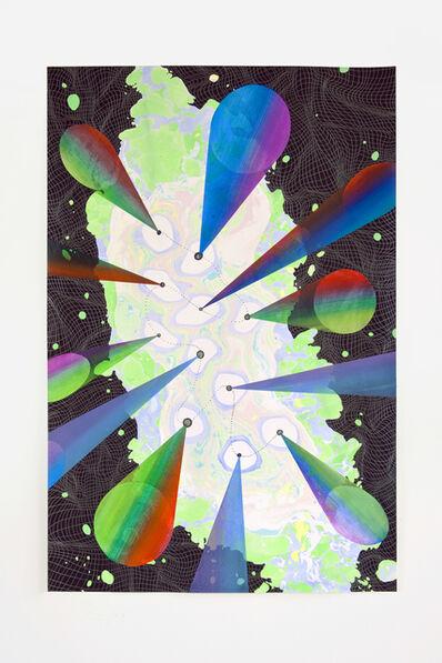 Simone Albers, 'Fabric of Reality 11', 2019