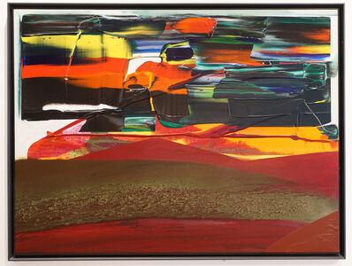 Paul Jenkins, 'Phenomena Nearing the Mound', 1989-1990