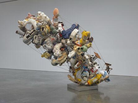 Nancy Rubins, 'Our Friend Fluid Metal, Paquito,', 2013